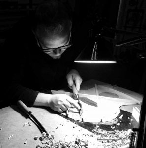 Demers luthier workshop